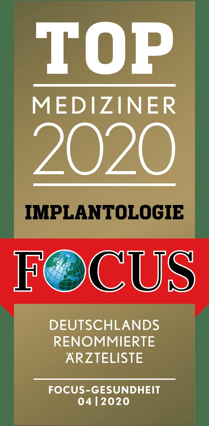 Focus TOP Mediziner Implantologie